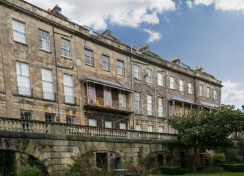 Thumbnail 4 bed flat for sale in Cornwallis Crescent, Clifton, Bristol