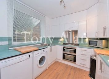 Thumbnail 4 bed flat to rent in Hilldrop Crescent, London