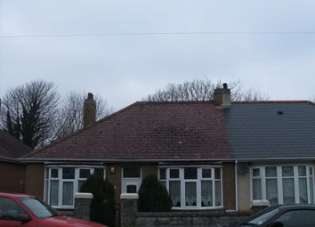 Thumbnail 2 bed semi-detached bungalow to rent in Waverley Road, Higher St Budeaux, Plymouth
