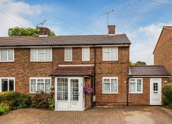Thumbnail 4 bed semi-detached house for sale in Spring Plat, Crawley