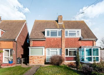 Thumbnail 2 bed semi-detached house to rent in Farmlands Close, Polegate