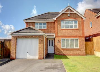 Thumbnail 4 bed detached house for sale in Blue Cedar Drive, Streetly, Sutton Coldfield