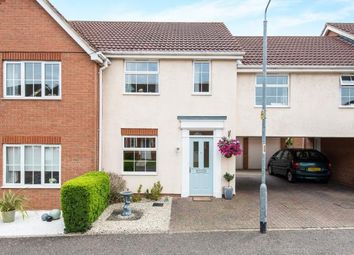 Thumbnail 3 bed terraced house for sale in Attleborough, Norfolk, Norwich