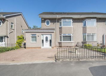 Thumbnail 4 bed semi-detached house for sale in 38 Inverary Drive, Bishopbriggs, Glasgow