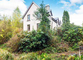 Thumbnail 4 bedroom detached house for sale in Na Bruachan, Brig O'turk, Callander