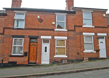 Thumbnail 2 bedroom terraced house for sale in Rossington Road, Sneinton, Nottingham