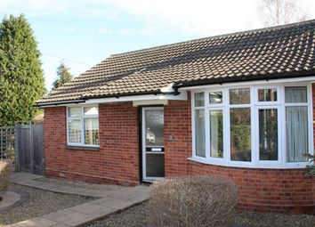 Thumbnail 2 bed semi-detached bungalow for sale in Manor Orchard, Taunton, Somerset