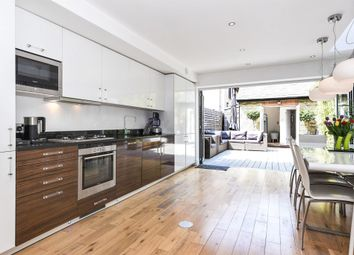 Thumbnail 4 bed terraced house for sale in Russell Road, London
