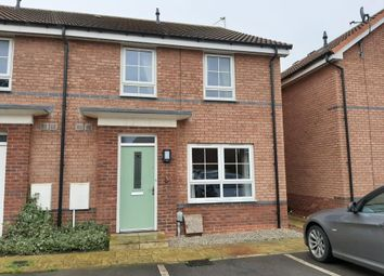 Thumbnail 2 bed end terrace house to rent in Holland Park, Kingswood, Hull