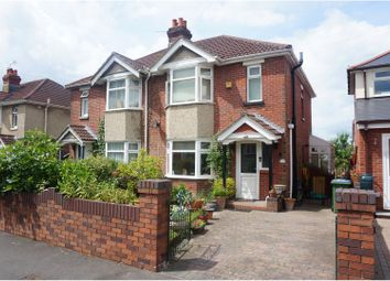 Thumbnail 3 bedroom semi-detached house for sale in Meadowmead Avenue, Southampton