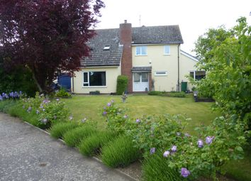 Thumbnail 4 bedroom detached house for sale in Butfield, Lavenham, Sudbury