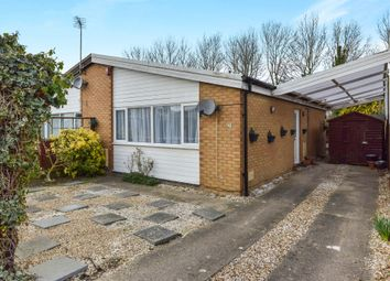 Thumbnail 2 bed semi-detached bungalow for sale in Fulwoods Drive, Leadenhall, Milton Keynes