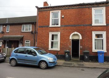 Thumbnail 2 bed terraced house for sale in Dean Street, Derby