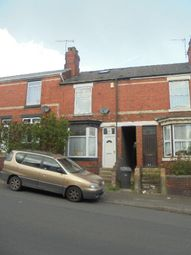 Thumbnail 3 bedroom terraced house for sale in Pitt Street, Rotherham