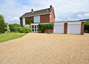 Thumbnail 4 bedroom detached house for sale in Shipdham Road, Dereham