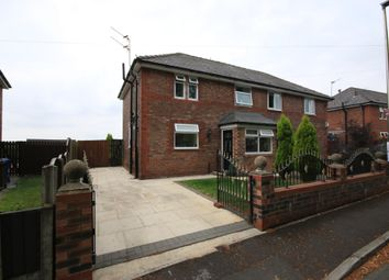 Thumbnail 3 bed semi-detached house for sale in Redwood Avenue, Orrell, Wigan