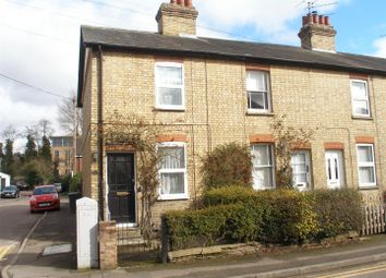 Thumbnail 2 bedroom end terrace house for sale in Southmill Road, Bishop's Stortford