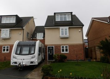 Thumbnail 4 bed detached house for sale in Dorchester Way, Prenton
