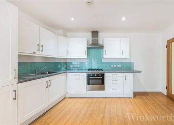 Thumbnail 2 bed flat to rent in Furley Road, London