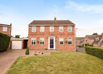 Thumbnail 4 bedroom detached house for sale in Bury Way, St. Ives, Huntingdon