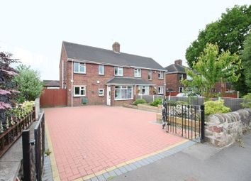 Thumbnail 3 bed semi-detached house for sale in Park Lane, Biddulph, Staffordshire