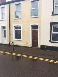 Thumbnail 4 bedroom shared accommodation to rent in Rhymney Street, Cathays, Cardiff