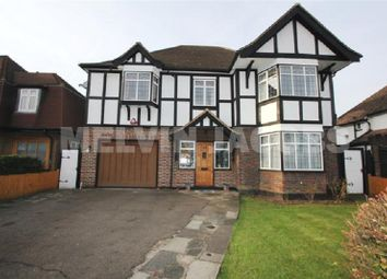 Thumbnail 7 bed detached house for sale in Dukes Avenue, Edgware, Greater London.