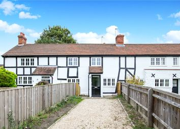 Thumbnail 1 bedroom terraced house to rent in Church Cottages, Church Lane, Chalgrove, Oxfordshire