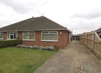 Thumbnail 2 bedroom bungalow for sale in Thornham Road, Sprowston, Norwich