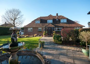 Thumbnail 5 bed detached house for sale in Bushetts Grove, Merstham, Redhill, Surrey