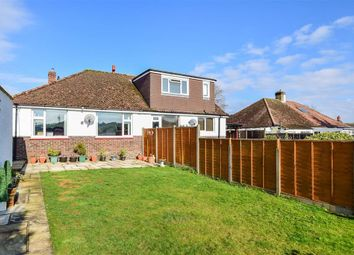 Thumbnail 2 bed semi-detached bungalow for sale in Downside Avenue, Worthing, West Sussex