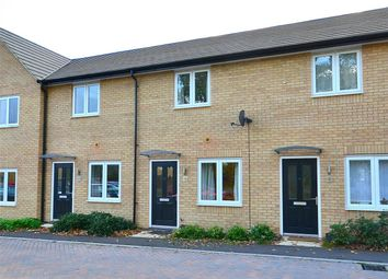 Thumbnail 2 bed terraced house for sale in Lilyfield Crescent, Huntingdon, Cambridgeshire