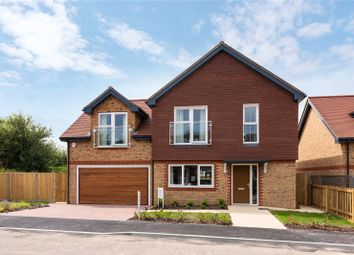 Thumbnail 4 bed detached house for sale in College Grove, Christ's Hospital, Horsham, West Sussex