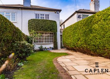 Thumbnail 2 bed semi-detached house for sale in Baldwins Hill, Loughton