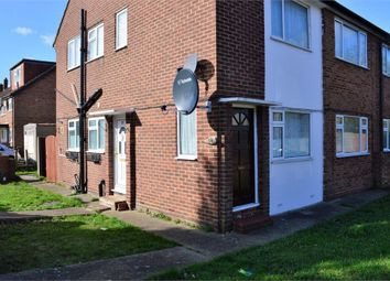 Thumbnail 2 bed maisonette to rent in Wellington Road, Feltham, Middlesex