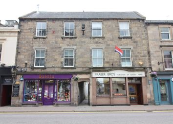 Thumbnail 1 bed flat for sale in High Street, Forres