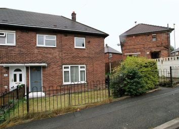Thumbnail 3 bed semi-detached house to rent in Farleigh Grove, Bentilee, Stoke On Trent