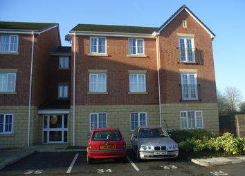 Thumbnail 2 bed flat to rent in Godolphin Close, Ellesmere Park