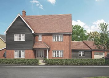 Thumbnail 5 bed detached house for sale in The Ravensbourne, Little Hollows, Hollow Lane, Nr Chignal Smealy, Chelmsford, Essex