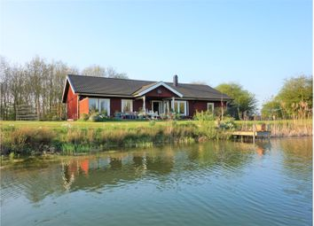 Thumbnail 3 bed lodge for sale in Nar Valley Lodges, Wormegay King's Lynn
