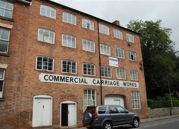 Thumbnail 2 bed flat to rent in Flat 4 Old Carriage Works, Commercial Street, Commercial Street, Newtown, Powys