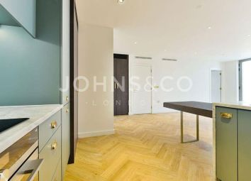Thumbnail 2 bedroom flat for sale in West Hampstead Square, London