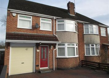 Thumbnail 4 bed semi-detached house for sale in Greenhills Road, Eastwood, Nottingham