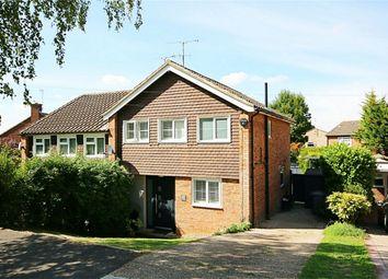 Thumbnail 3 bed semi-detached house for sale in Gilders, Sawbridgeworth, Hertfordshire