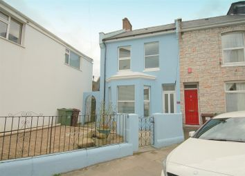 Thumbnail 3 bedroom property for sale in Bromley Place, Stoke, Plymouth