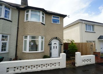 Thumbnail 3 bed end terrace house for sale in Rockfield Street, Newport