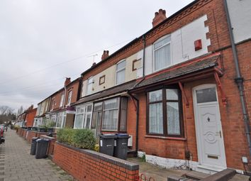 Thumbnail 2 bed terraced house to rent in Milner Road, Stirchley, Birmingham