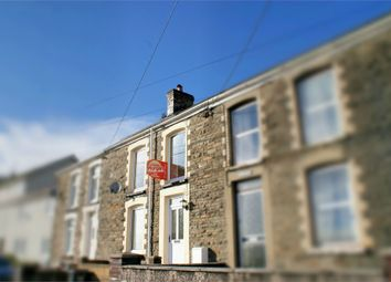 Thumbnail 2 bed terraced house for sale in Old Road, Pontardawe, Swansea, West Glamorgan
