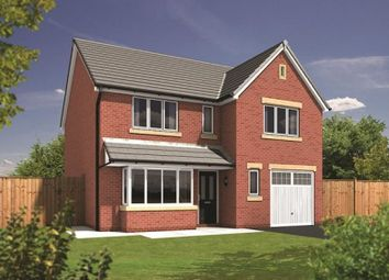 Thumbnail 4 bedroom detached house for sale in Shakesphere, Marton Meadows, Cropper Road, Blackpool
