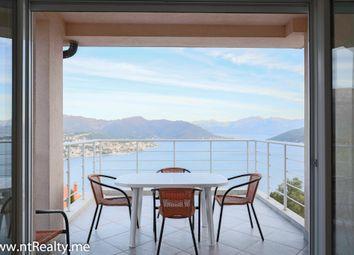 Thumbnail 3 bed villa for sale in 3 Bedroom Villa With Sea Views, Herceg Novi, Montenegro